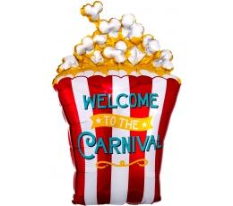 "Forminis balionas ""Popcorn"" (50x73 cm)"