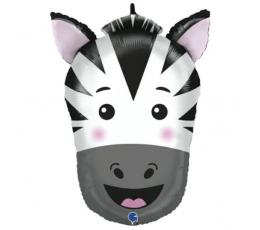 "Forminis balionas ""Zebras"" (74 cm)"