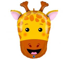 """Forminis balionas """"Žirafa"""" (74 cm)"""