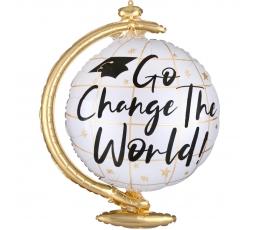 "Forminis folinis balionas ""Change the World"" (58x58 cm)"