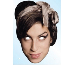 "Foto kaukė ""Amy Winehouse"""