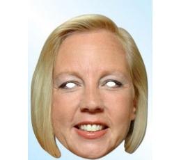 """Foto kaukė """"Deborah Meaden"""""""