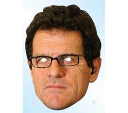 "Foto kaukė ""Fabio Capello"""
