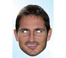 """Foto kaukė """"Frank Lampard"""""""