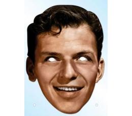 "Foto kaukė ""Frank Sinatra"""