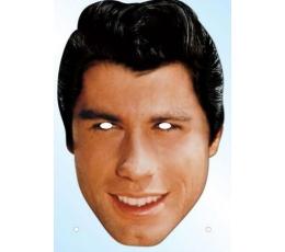 """Foto kaukė """"John Travolta"""""""