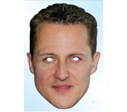 """Foto kaukė """"Michael Schumacher"""""""