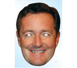 "Foto kaukė ""Piers Morgan"""