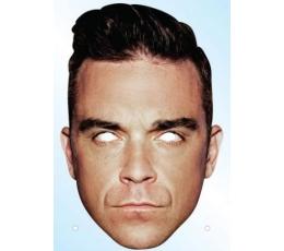 """Foto kaukė """"Robbie Williams"""""""