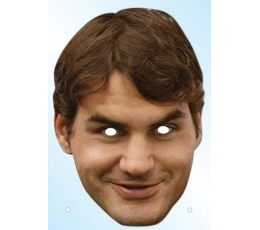 "Foto kaukė ""Roger Federer"""
