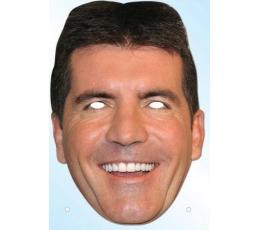 "Foto kaukė ""Simon Cowell"""