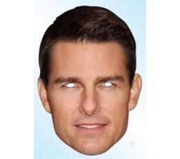 """Foto kaukė """"Tom Cruise"""" (1vnt.)"""