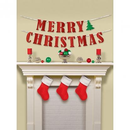 """Girlianda """"Merry Christmas"""" (3,65 m)"""