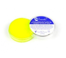Grimas teatrinis, geltonas UV (28 g)