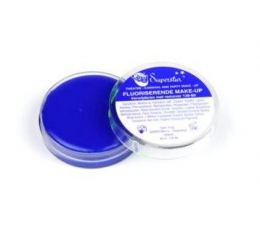 Grimas teatrinis, mėlynas UV (28 g)