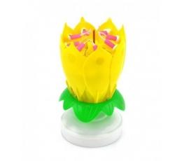 Grojanti žvakė, geltona