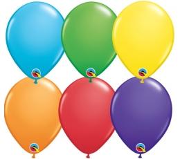 Įvairiaspalviai pasteliniai balionai (25 vnt./28cm.Q11)