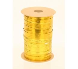 Juostelė, auksinė (125mmx100m.)