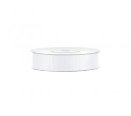 Juostelė medžiaginė / balta (25 m. x 15 mm.)