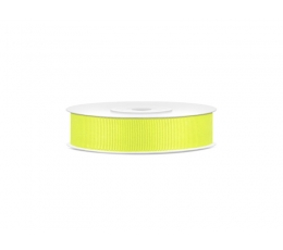 Juostelė medžiaginė / geltona (25 m. x15 mm.)
