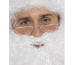 Kalėdų senelio akinių rėmeliai
