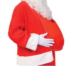 Kalėdų senelio pilvas