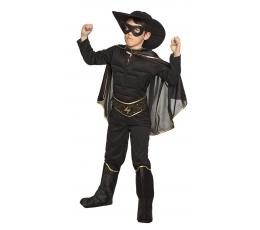 """Karnavalinis kostiumas """"Banditas"""" (135-152 cm)"""
