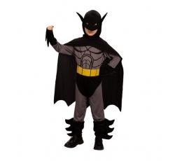 """Karnavalinis kostiumas """"Betmenas"""" (130-140 cm)"""