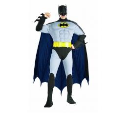 """Karnavalinis kostiumas """"Betmenas"""" (168 - 190 cm.)"""