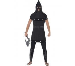 """Karnavalinis kostiumas """"Budelis"""" (168 - 190 cm./M)"""