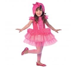 """Karnavalinis kostiumas """"Flamingas"""" (104 -116 cm.)"""