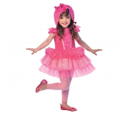 """Kostiumas """"Flamingas"""" (86 - 94 cm)"""