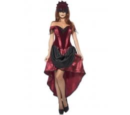 """Karnavalinis kostiumas """"Gundytoja"""" (165-175 cm. /S/)"""