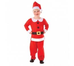 """Karnavalinis kostiumas """"Kalėdų senelis"""" (98-110 cm)"""
