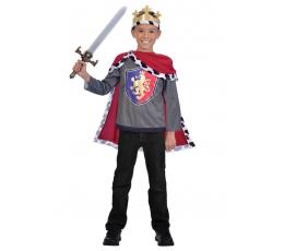 """Karnavalinis kostiumas """"Karalius"""" (120 - 130 cm.)"""