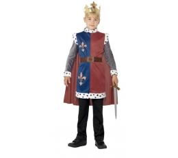 """Karnavalinis kostiumas """"Karalius""""  (123-130 cm.)"""