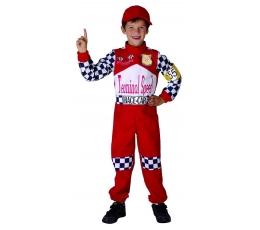 """Karnavalinis kostiumas """"Lenktynininkas"""" (130-140 cm)"""