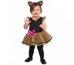 """Karnavalinis kostiumas """"Leopardė"""" (74-86 cm.)"""