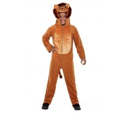 """Karnavalinis kostiumas """"Liūtas"""" (120 - 130 cm.)"""