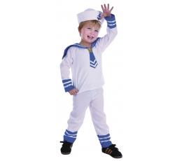 """Karnavalinis kostiumas """"Mažasis jūreivis"""" (90-104 cm.)"""