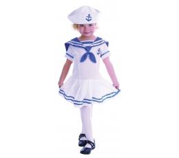 """Karnavalinis kostiumas """"Mažoji jūreivė"""" (94-104 cm.)"""