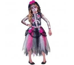 "Karnavalinis kostiumas ""Mirusi dvasia"" (130 - 146 cm.)"
