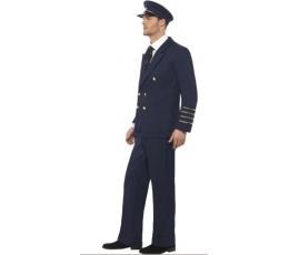 """Karnavalinis kostiumas """"Pilotas"""" (168-190 cm)"""