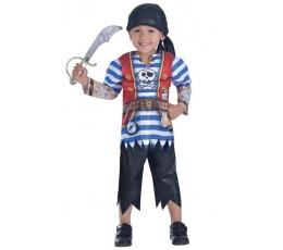 """Karnavalinis kostiumas """"Piratas"""" (130 - 146 cm.)"""