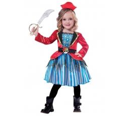 """Karnavalinis kostiumas """"Piratė"""" (90 - 110 cm.)"""