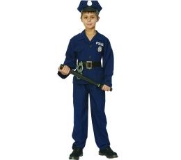 """Karnavalinis kostiumas """"Policininkas"""" (120 - 130 cm.)"""