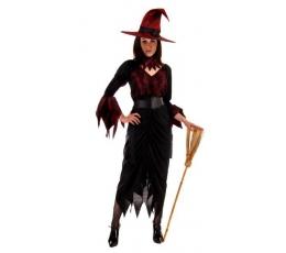 "Karnavalinis kostiumas ""Ragana"" (1 vnt.)"