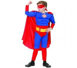 """Karnavalinis kostiumas """"Superherojus"""" (120 - 130 cm.)"""
