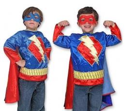 """Karnavalinis kostiumas """"Superherojus"""" (98-116 cm)"""