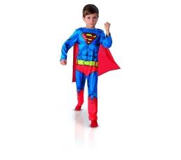 """Karnavalinis kostiumas """"Supermenas"""" (104 - 116 cm.)"""